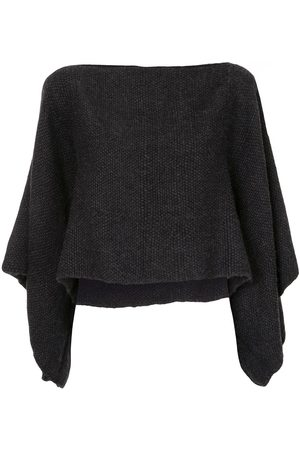 Voz Lineas' Cropped-Pullover
