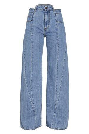 Maison Margiela Damen Straight - Jeans