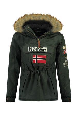 Geographical Norway Kinder-Parkas BARMAN BOY