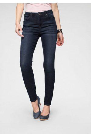 H.I.S Skinny-fit-Jeans »Shaping High-Waist mit Push-up Effekt« Nachhaltige, wassersparende Produktion durch OZON WASH