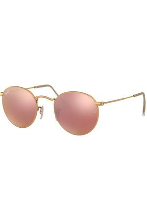 Ray-Ban Sonnenbrillen - Sonnenbrille rb3447 Round gold