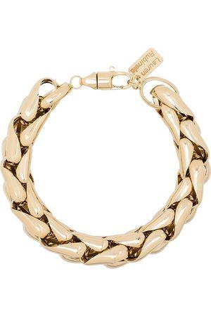 Lauren Rubinski 14kt Kettenarmband aus Gelbgold