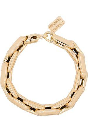 Lauren Rubinski Damen Armbänder - 14kt Kettenarmband aus Gelbgold