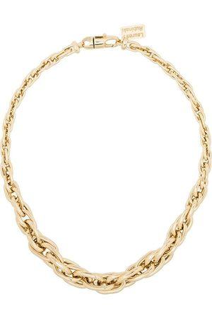 Lauren Rubinski Damen Halsketten - 14kt Gelbgoldhalskette