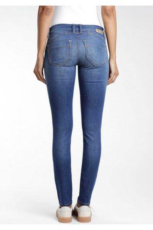 Gang Skinny-fit-Jeans »Nena« mit coolen Used-Effekten