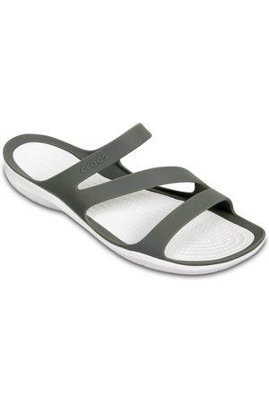 Crocs »Swiftwater Sandal« Pantolette zum Baden oder für den Strand