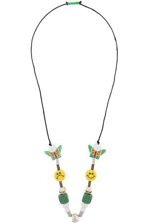 *EVAE+ Herren Halsketten - Evae' Halskette mit Perlen
