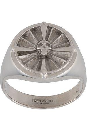 NORTHSKULL Atticus Skull' Pinky-Ring