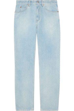 Gucci Jeans mit Stone-Wash-Effekt