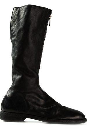 GUIDI Stiefel mit Reißverschluss
