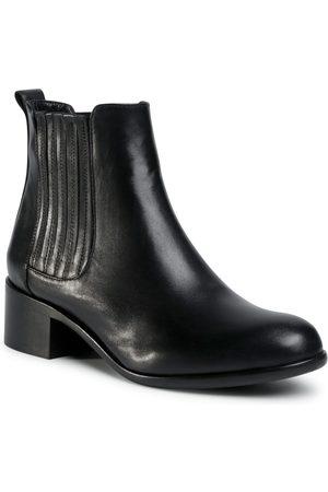 Gino Rossi Damen Stiefeletten - 451 Black