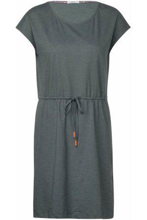 CECIL Damen Freizeitkleider - Jerseykleid mit Streifen