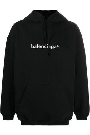 Balenciaga New Copyright' Kapuzenpullover