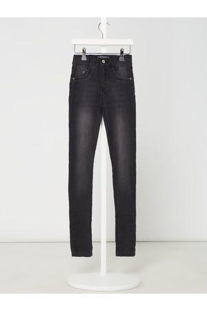Blue Effect Super Slim Fit Jeans mit Stretch-Anteil