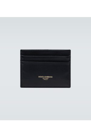 Dolce & Gabbana Kartenetui aus Leder