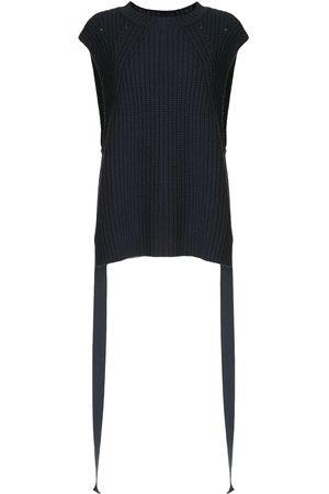 GOEN.J Damen Strickpullover - Klassischer Pullover