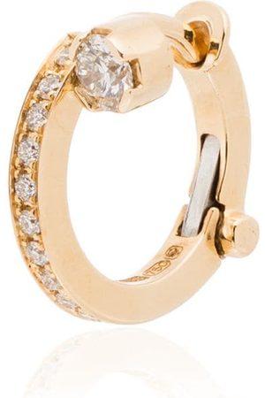 SOPHIE BILLE BRAHE 18kt 'Petite Emelie' Gelbgoldohrstecker mit Diamant