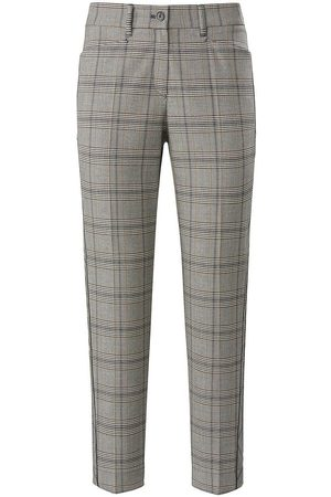 Brax Damen Slim & Skinny Hosen - Slim Fit-7/8-Hose Modell Mara S mehrfarbig