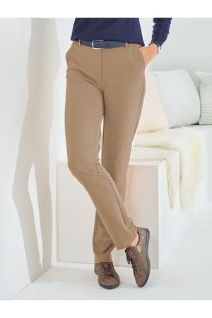 Avena Damen Bequembundhose Diagonal-Stretch