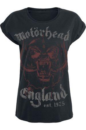 Motörhead Damen T-Shirts, Polos & Longsleeves - England T-Shirt