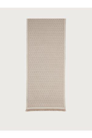 Salvatore Ferragamo Damen Schals - Damen Gancini scarf