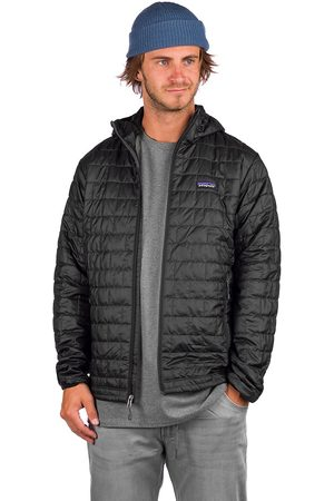 Patagonia Herren Winterjacken - Nano Puff Hooded Jacket