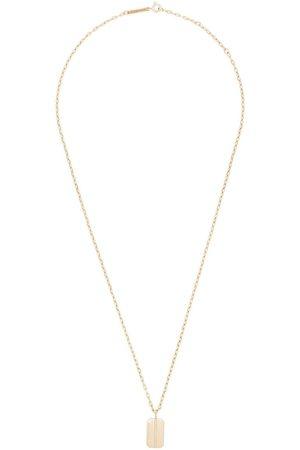Zoe Chicco Damen Halsketten - 14kt Gelbgoldhalskette