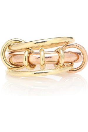 SPINELLI KILCOLLIN Ring Gemini aus 18kt Rosé- und Gelbgold