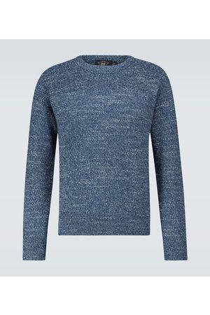 RRL Strickpullover - Pullover aus Baumwolle