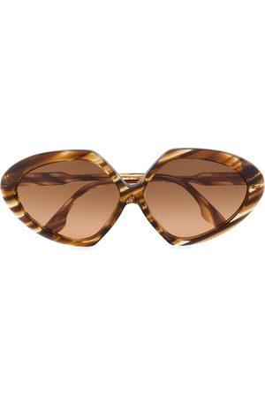 Victoria Beckham Eckige Sonnenbrille
