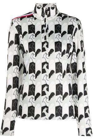 Rossignol Sweatshirt mit Print
