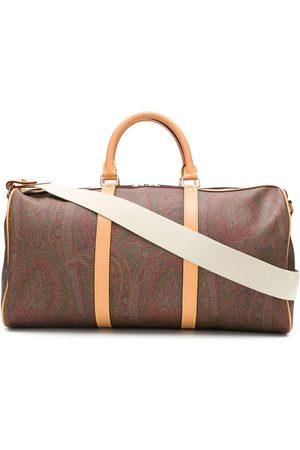 Etro Herren Reisetaschen - Reisetasche mit Paisley-Print