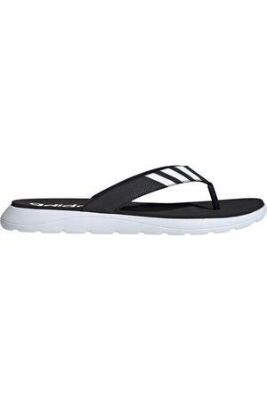 """adidas Zehentrenner """"Comfort"""", bequem, strapazierfähig für Herren, /weiß, 43 1/3"""
