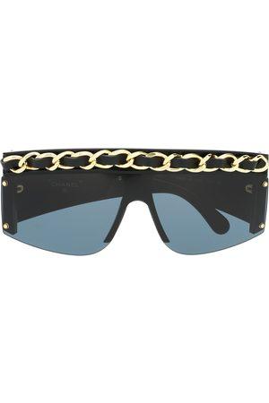 CHANEL Damen Sonnenbrillen - Eckige Sonnenbrille