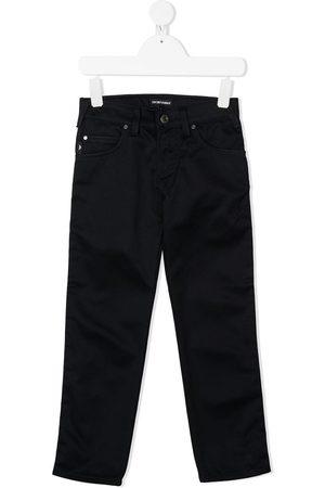 Emporio Armani Jungen Straight - Jeans mit geradem Bein