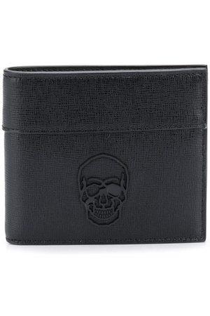 Philipp Plein Portemonnaie mit Totenkopfschild