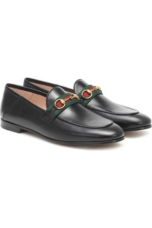 Gucci Loafers Horsebit aus Leder