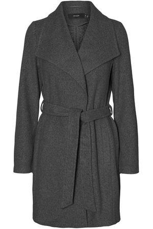 Vero Moda Wickeleffekt Mantel Damen