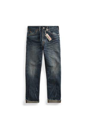 RRL Gerade Boy-Fit-Jeans