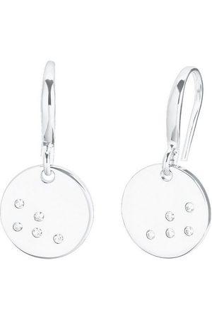 Amor Uhren - Paar Ohrhänger »2027644«, mit Zirkonia