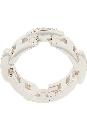 AMBUSH Ring im Kettendesign