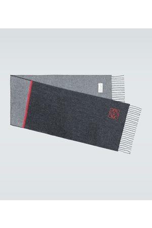 Loewe Schal aus Wolle und Kaschmir