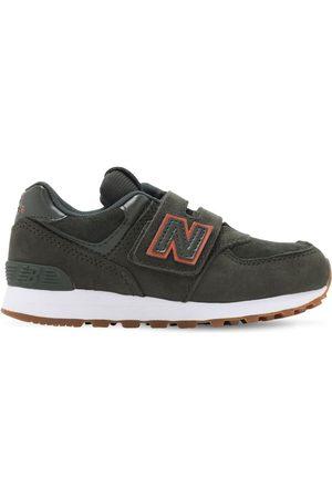 """New Balance Riemensneakers Aus Leder Und Technostoff """"574"""""""