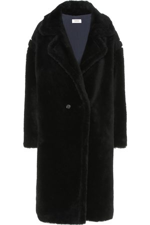 YVES SALOMON Meteo Mantel aus Wolle