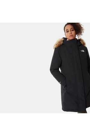 The North Face Damen Arctic Parka Tnf Black Größe L Damen