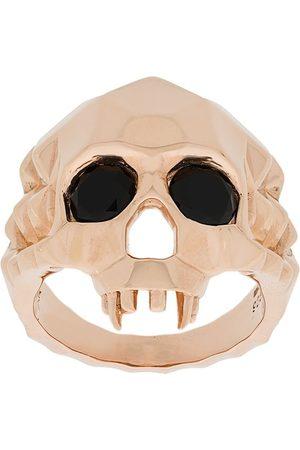 KASUN LONDON Vampire Skull' Ring