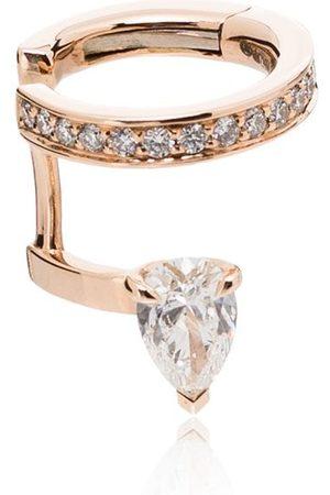 Repossi Serti Sur Vide' Ear Cuff aus 18kt Rotgold mit Diamanten