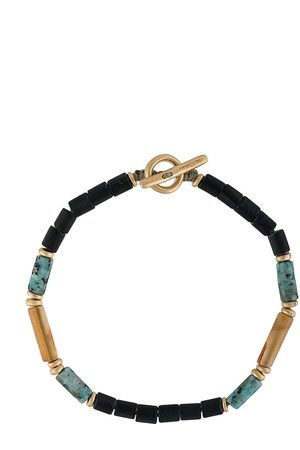 M. COHEN Armband mit Perlen