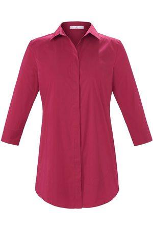Emilia Lay Damen Blusen - Longbluse 3/4-Arm pink