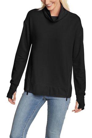Eddie Bauer Everyday Enliven Sweatshirt mit Rollkragen Damen Gr. XS